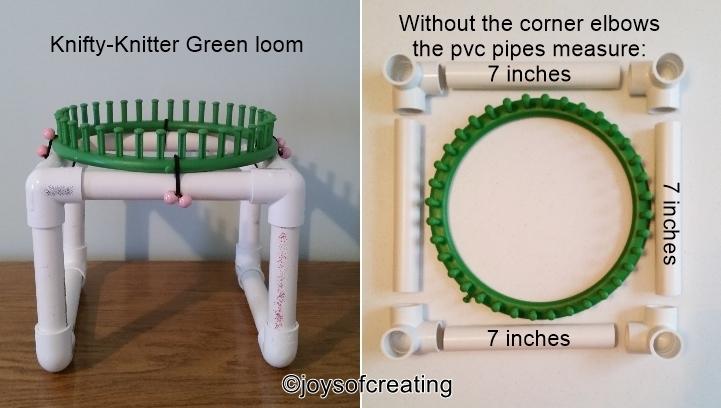 2 34 plastic circular loom